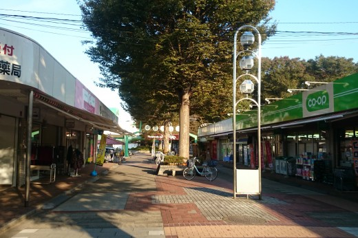 北柏ショッピングセンター(Ⅰ)