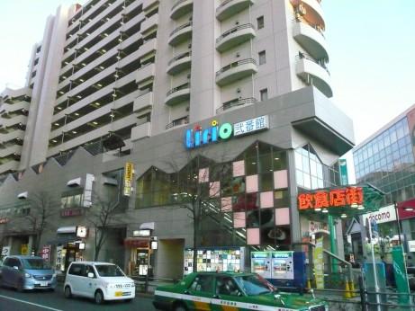 亀有リリオ弐番館 B-05区画