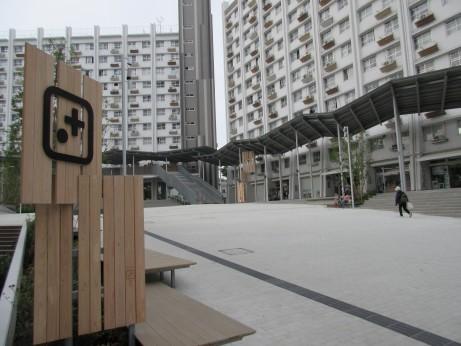 洋光台中央団地 13-2号棟108区画